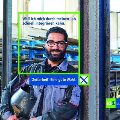 Al Sagir GEO-MONT Service-Mitarbeiter